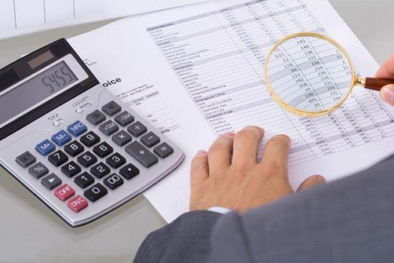 auditor-investigating